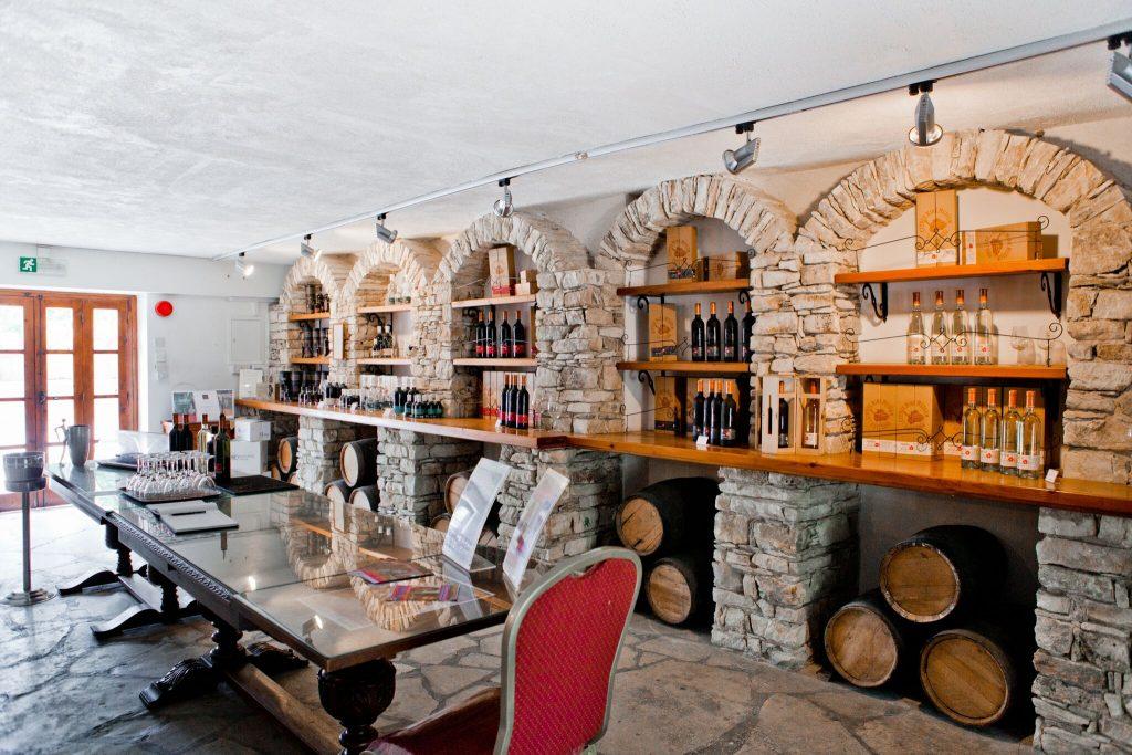 Музеи Кипра: Кипрский музей вина в Эрими (Лимасол)