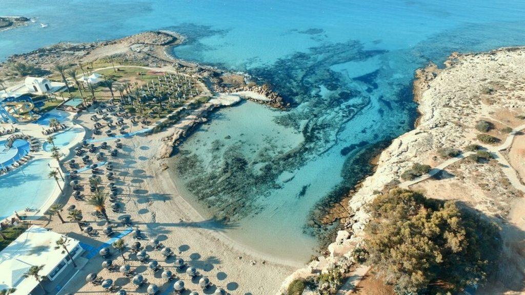 Лучшие пляжи Кипра: Пляж Лачи