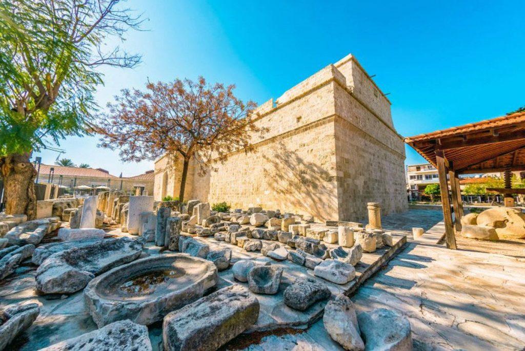 Музеи Кипра: Средневековый музей Кипра (Лимасол)