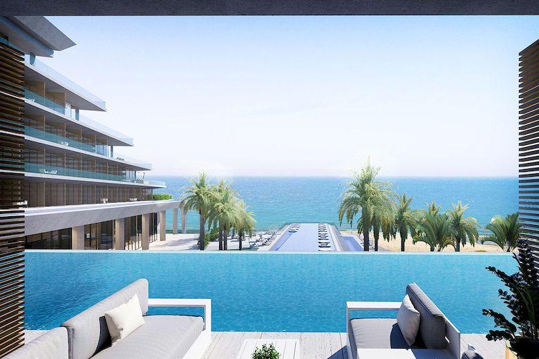 Новый пятизвездочный отель Айя-Напы: Проект отеля  Formatio Hotel 5*