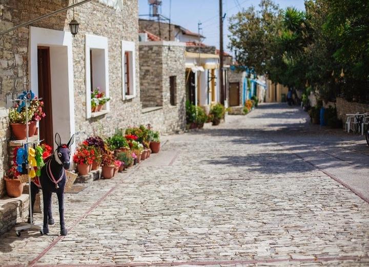Кипр в октябре: погода, экскурсии, условия: Улочки Лимасола в октябре