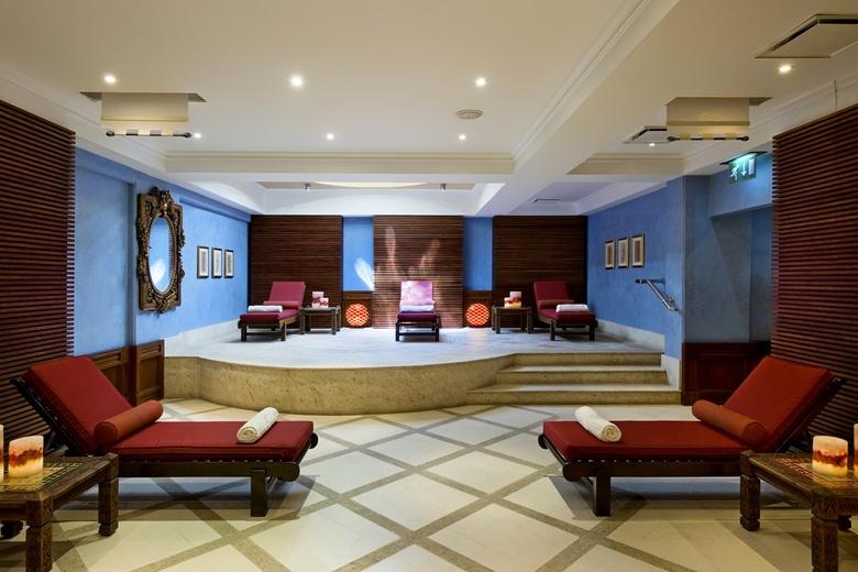 Изображение Спа-центра отеля Elysium в Пафосе. Блог ProCyprus