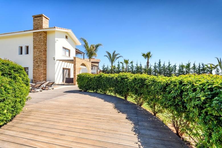 Изображение дома на Кипре. Блог ProCyprus